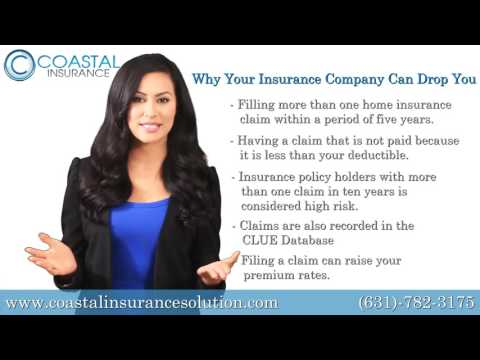 Learn if Your Homeowners Insurance Company Can Drop You