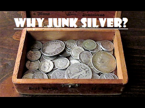 Why Buy Junk Silver?