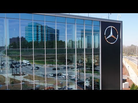 Mercedes-Benz USA Headquarters: Grand Opening