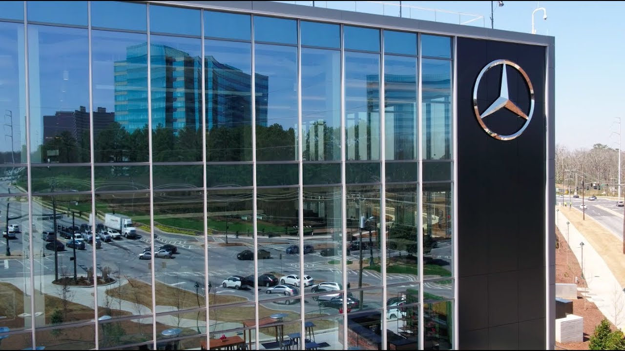 Mercedes Benz USA Headquarters: Grand Opening