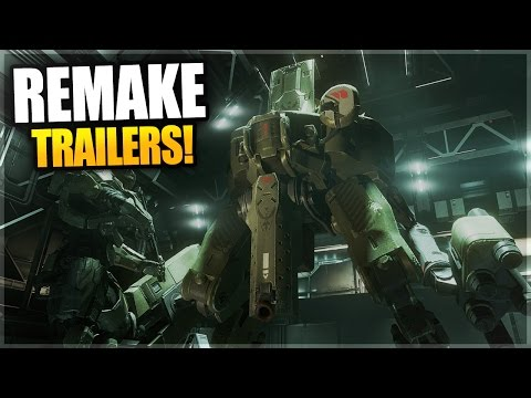 Halo Remake Trailer - Titanfall 2