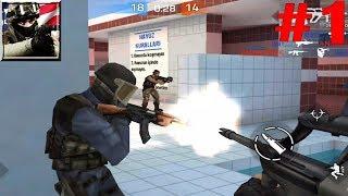 Critical Strike CS: Counter Terrorist