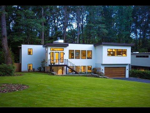 1311 Hopkins Terrace Atlanta Ga 30324 Modern Luxury Home Youtube