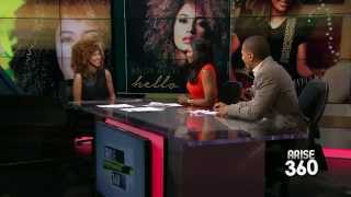 Arise Entertainment 360 with Singer/Songwriter Andy Allo