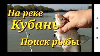 Рыбалка на реке В поисках леща