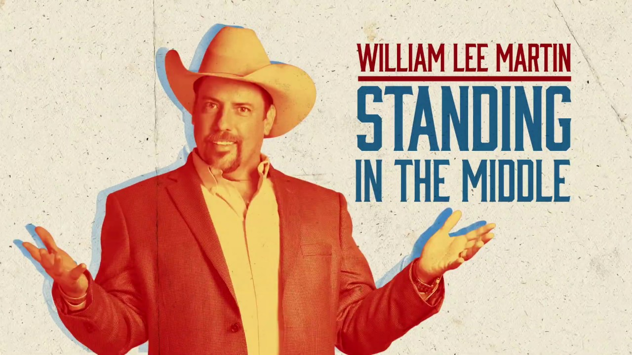 "William Lee Martin | ""Standing in the Middle Trailer"""