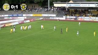 29. Spieltag  VFC Plauen - VfB Auerbach   0:1