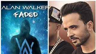 Despacito X Faded || ft. Luis fonsi Alan walker daddy Yankee || 5D SOUNDS