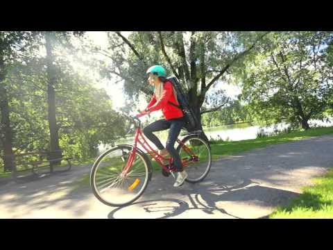 Pyöräilykaupunki Lahti