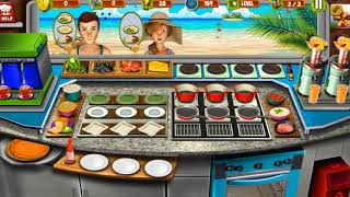 Food Truck Cooking Crazy Chef Game