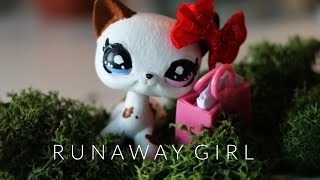 "Lps- Runaway Girl (Episode 1) ""Earthquake Disaster"""