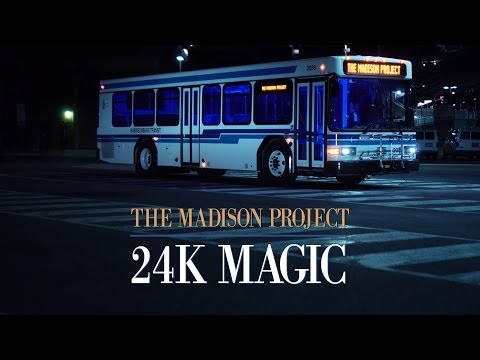 24K Magic by Bruno Mars – The Madison Project Official Cover Video
