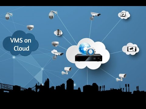Cloud and On-premise Video Management Software (VMS) for Advanced Video Surveillance