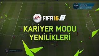 FIFA16 - Kariyer Modu Yenilikleri