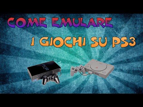 [TUTORIAL/PS3/ITA] COME EMULARE I GIOCHI PS1, PS2 E PSP SU PS3  + SPIEGAZIONE
