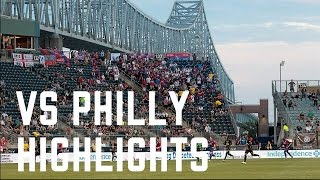 vs Philadelphia Union | Highlights