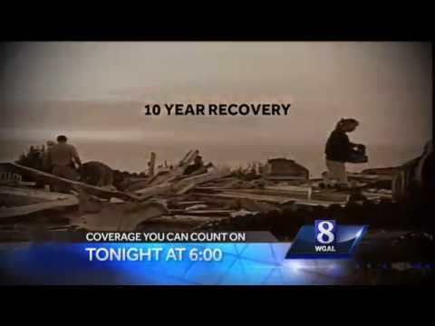 WGAL News 8 Campbelltown Tornado Anniversary - YouTube