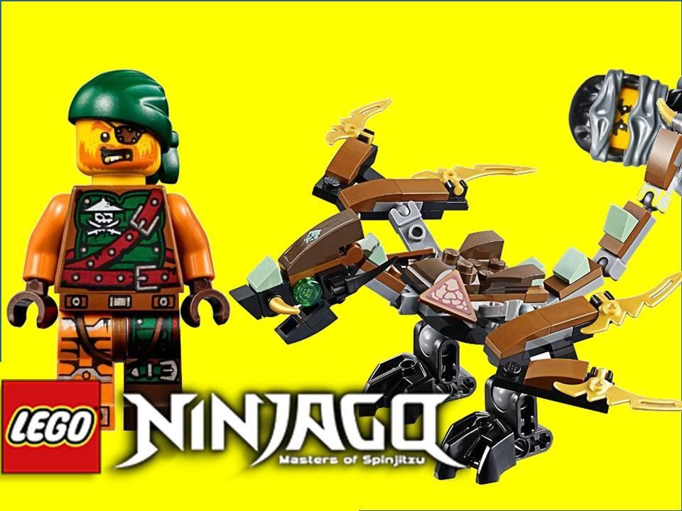 картинки лего ниндзя го с небесными пиратами ней собраны различные