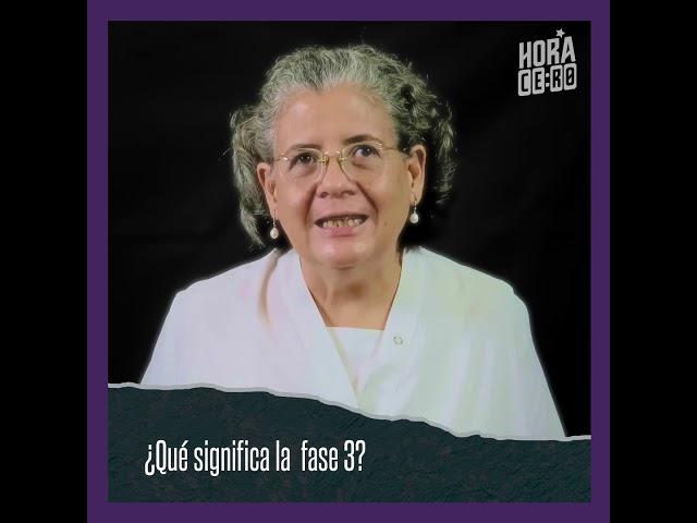 ¿En qué fase estamos en Nicaragua? Entrevista con María Largaespada - Epidemióloga