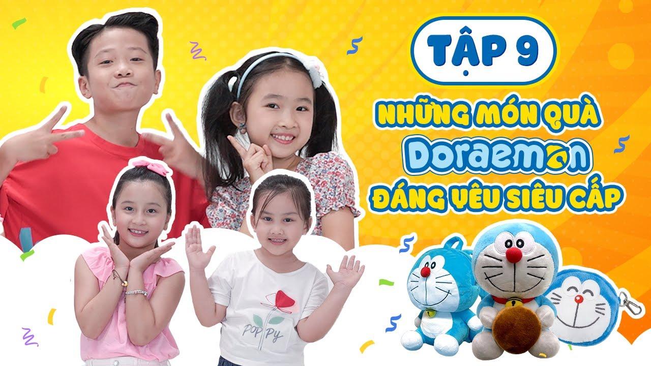 Doraemon Toy | Những Món Quà Doraemon Đáng Yêu Siêu Cấp| Giờ Chơi Đến Rồi Tập 9