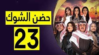 مسلسل حضن الشوك الحلقة 29