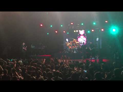 Mike Portnoy's Shattered Fortress - The Glass Prison, This Dying Soul, Santiago, Chile 2017