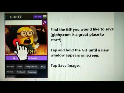 How to Download GIF Videos on Any iPhone ( Jailbroken Edition ).