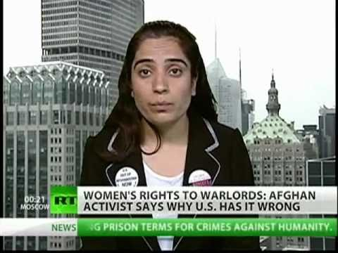 Malalai Joya - Iconic Afghan Human Rights Defender