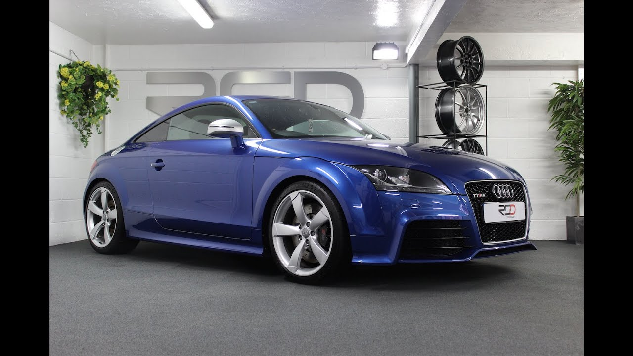 Audi TT RS For Sale At RS Direct Specialist Cars YouTube - Audi tts for sale