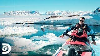 Aventura extrema: kayaks sobre fiordos | Expediciones con Steve Backshall | Discovery Latinoamérica