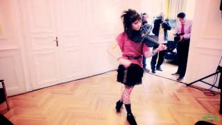 "Lindsey Stirling - ""Crystallize"" - Private Live Performance"