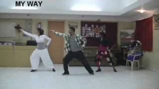 In Ankhon Ki Masti Remix | Bollywood Dance | Raull Chowdhary