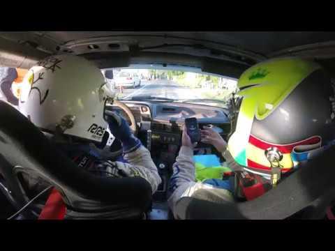 TC7 Vilaboa 2 del Rallye de Naròn Miguel Cela y Patxi Rey