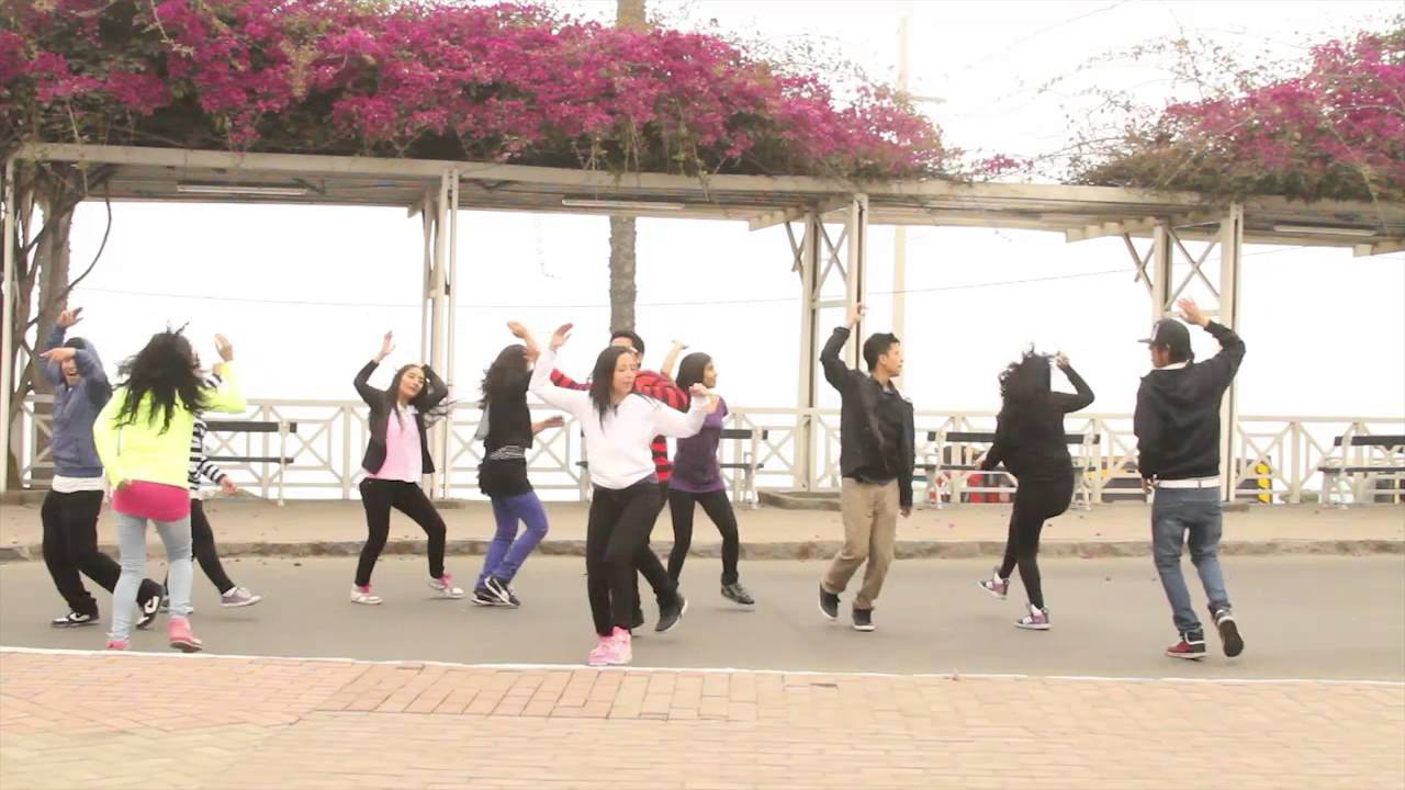 somos libres coreografia