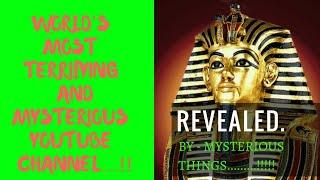 Worlds most mysterious channels ||secret behind webdriver torso webdriver torso secrets revealed.