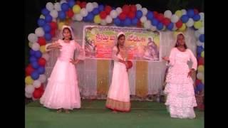 Naa priyuda na priya yesu (నా ప్రియుడా న ప్రియా యేసు) Song Dance By Salvation Gospel Church