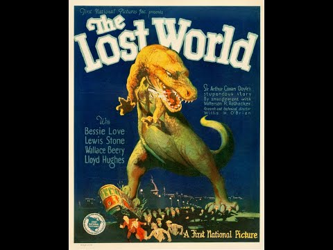 🎬 Movie - The Lost World  (1925 Classic)