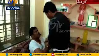 Husband Illegal Affair Caught By Wife  | Medchal