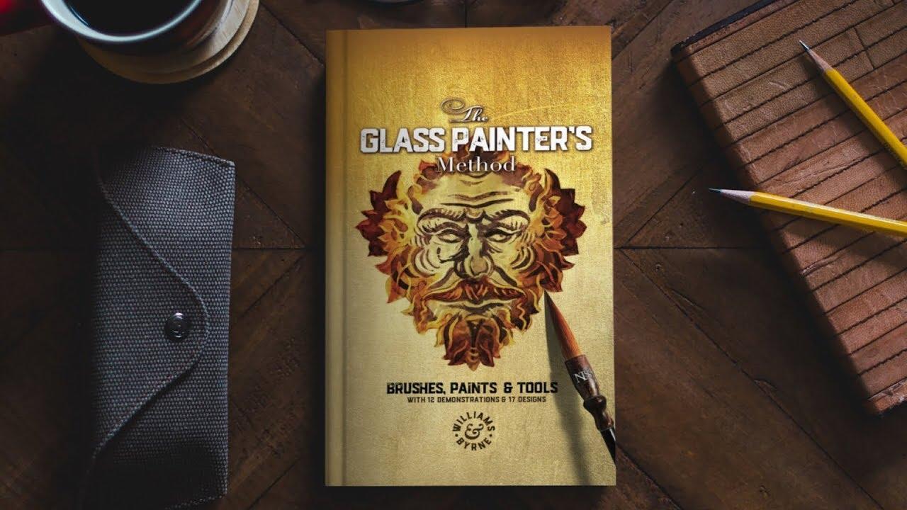 The Glass Painter's Method - YouTube