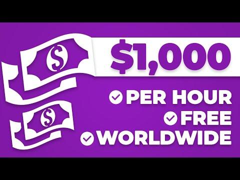 Make $155 In 10 MINS! | WORLDWIDE & FREE (Make Money Online)