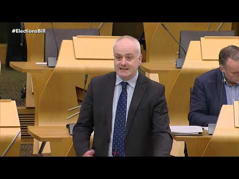 Debate: Scottish Elections (Franchise and Representation) Bill - 20 February 2020