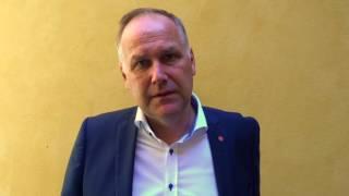 Jonas Sjöstedt om försäljningen av Vattenfalls kolkraft