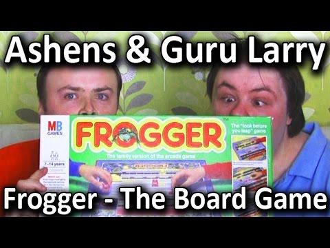 Frogger - The Board Game | Ashens & Guru Larry thumbnail