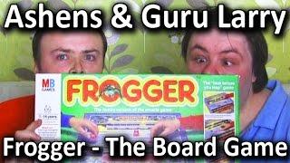 Frogger - The Board Game | Ashens & Guru Larry