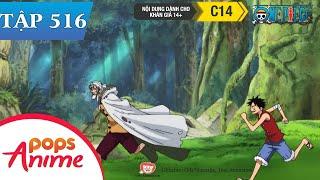 One Piece Tập 516 - Luffy Bắt Đầu Khổ Luyện. 2 Năm Sau Ở Nơi Hẹn Ước - Đảo Hải Tặc