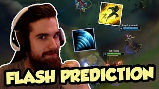 Gripex - SICK FLASH PREDICTION WITH LEE SIN Q