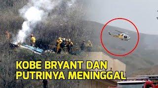 Gambar cover Begini Kronologi Kecelakaan Helikopter yang Tewaskan Legenda NBA Kobe Bryant