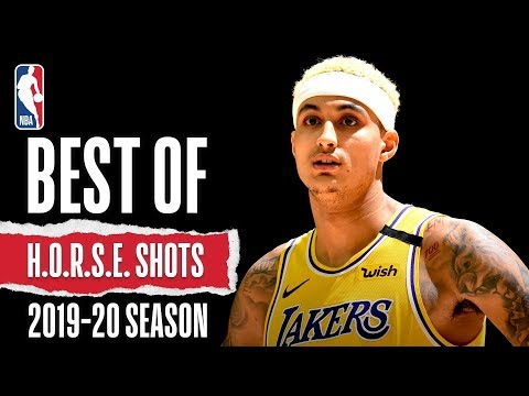 Best Of H.O.R.S.E Shots | 2019-20 NBA Season