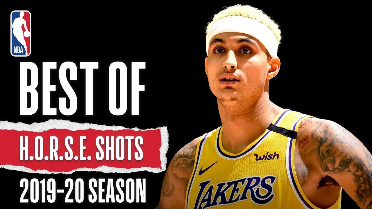 Best Of H.O.R.S.E Shots   2019-20 NBA Season