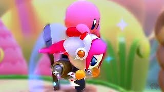 Kirby Star Allies - Magolor Taranza Susie & Jambastion Mages Trailer - NEW DLC Characters Revealed